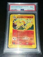 Ninetales Aquapolis H19/H32 PSA 9 MINT Holo Rare e-Series WOTC Pokemon Card