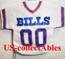 NFL Buffalo Bills Football Jersey I D Key Money Holder Rare Novelty Collectible