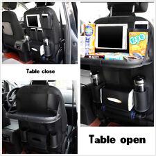 NEW Car Seat Back Storage Bag Multi-pocket Organizer Holder Accessory Black