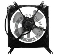 Engine Cooling Fan Assembly Performance Radiator fits 1999 Chevrolet Metro