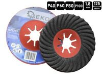 125mm Poly Strip Disc Abrasive Wheel for Angle Grinder Car Truck Motorcycledn