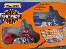 Matchbox  Harley Davidson Road Riders