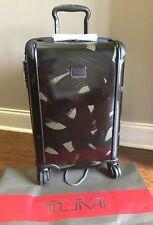 TUMI Tegra Lite International Carry-On Luggage 28820 Smoke Character Print $695