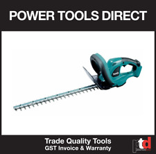 NEW MAKITA 18V CORDLESS HEDGE TRIMMER DUH523Z 520MM GARDEN TRIMMING MACHINE