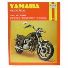 Yamaha XS Motorcycle Books