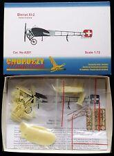 A201 - Bleriot XI-2 Swiss Airplane- Choroszy Modelbud-1/72