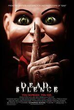 "Dead Silence Horror Movie Silk Fabric Poster 27""x40"""