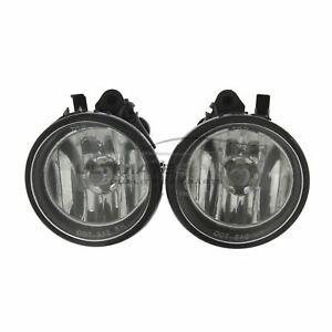 BMW X1 F48 2015-2019 Front Fog Light Lamp Pair Left & Right