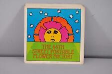 Psych The 44TH Street Portable Flower Factory EP N Mint- Rock Lennon/ Mc Cartney