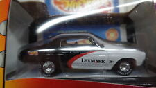Hot Wheels Lexmark 1970 Chevy Chevelle '70 Black & White w/Rr