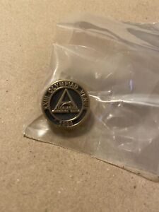 XXIII OLYMPIAD WRESTLING JULY 30TH 1984 COMMEMORATIVE GIFT = PIN