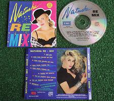 Latin NATUSHA *Re-Mix* ORIGINAL 1992 Venezuela CD Chicas del Can ROBERTO ANTONIO