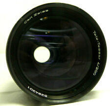GREAT CONDITION USED W. GERMANY Carl Zeiss Tessar 4/200 LENS 4 Rollei QBM