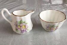 Sugar Bowl White Contemporary Original Porcelain & China