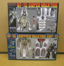 2019 Exclusive Macross VF-1S 1/100 Scale Super Valkyrie & GBP-1 Armor set - SDCC
