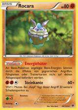 Rocara / Carbink - 49/124 XY10 Schicksalsschmiede - Reverse Holo DE NM Pokemon