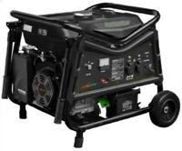Generator Von Strom Active Ag 5500 Motor 389 Cc 4 Mal Luftgekühlt Luft