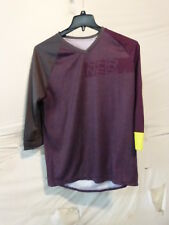 Louis Garneau J-Bar Cycling Jersey Men's XL Shiraz/Asphalt/Sulphur Springs