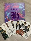 INFINITE H Fly High Album With Dong Woo And Hoya Photocard