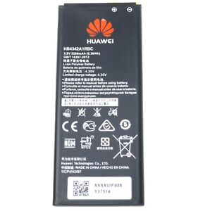 🔋OEM Battery For Huawei Honor 4A Honor4A SCL-TL00 Y6 HB4342A1RBC 2200mAh