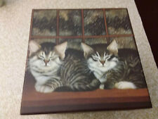 """Bob's Boxes - Cat Design Nesting Replace to Stackable 6"""""""
