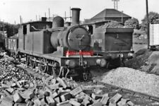 PHOTO  1954 LNER 0-6-2TS AT BOWES BRIDGE MARLEY HILL 1954 VIEW NORTHWARD ON THE