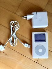 Apple iPod Classic 4th Generation White (40GB)-good condition
