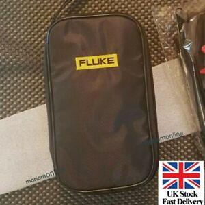 Soft Black Carrying Case/Bag Multimeters 15B 17B 18B 302 303 101 106 107