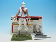 "GI Joe Storm Shadow (v42) Amazon Exclusive Renegades 3.75"" Action Figure"