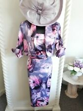 STUNNING MOTHER OF THE BRIDE OUTFIT SIZE 14