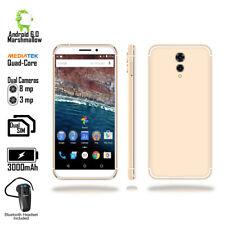 "NEW!! GSM Unlocked 4G LTE 2SIM SMARTPHONE 5.6"" CURVED SCREEN + Bluetooth Headset"