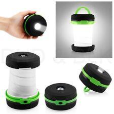 Portable Camping Lantern USB LED Hiking Night Light Lamp Collapsable Flashlight