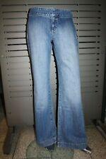 Mavi Jeans Mujer 747 10747-324 Stone Azul Nuevo Vintage 90er