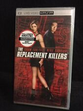 Sony PSP - The Replacement Killers - UMD (2005) - NEW SEALED