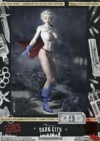 Power Girl SEXY DC Justice League Dark City Var. A3 Comic Print Signed Superman