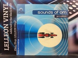 "Sounds Of OM 3rd Edition Triple 12"" Single Vinyl OM-099VID Dance Garage 00's"