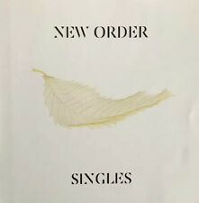 NEW ORDER • SINGLES • 2 x CD Set, inc Booklet - London Records, 25646 2690 2