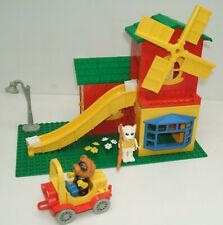 Lego 3679 Fabuland Mill - 2 Minifigures - 5% Multibuy Discount