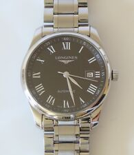 Longines L2.793.4 Master Collection 40 mm Roman Automatic Swiss Made Wrist Watch