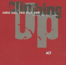 CHRIS GALL TRIO feat. ENIK / Climbing Up (NEU! Original verschweißt, NEW)