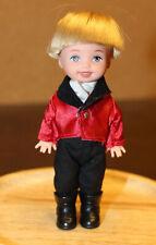 🐘Barbie Kelly Club  Ringmaster Tommy  Doll