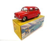 Fiat 600 D rouge - DINKY TOYS DeAgostini VOITURE MODEL CAR - 520