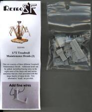 RetroKits Models 1/72 TREADWELL MAINTENANCE DROIDS (3) Resin Kit