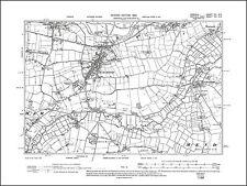 Old map of Harleston, Mendham, Wortwell, Norfolk in 1905: 106SE repro