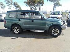 MITSUBISHI PAJERO  GEARBOX MANUAL, DIESEL, 3.2, 4M41, TURBO, GEARBOX ONLY,