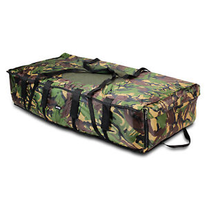Abode DPM Camo Carp Fishing Crib Folding Cradle Unhooking Protection Mat