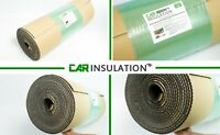 1mx5m Roll 10mm Closed Cell Foam Sound Proofing Thermal Heat Vehicle Insulation
