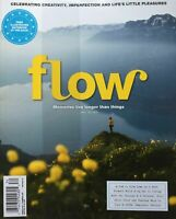 FLOW MAGAZINE Issue 34 Feb/Mar 2020 + ILLUSTRATED NOTEBOOK / NEW