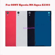 Battery Back Door Cover Housing For Sony Xperia M4 Aqua E2303 E2333 E2353 E2363