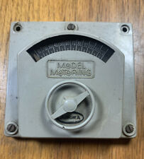 Vintage Aurora Model Motoring Slot Car Controller